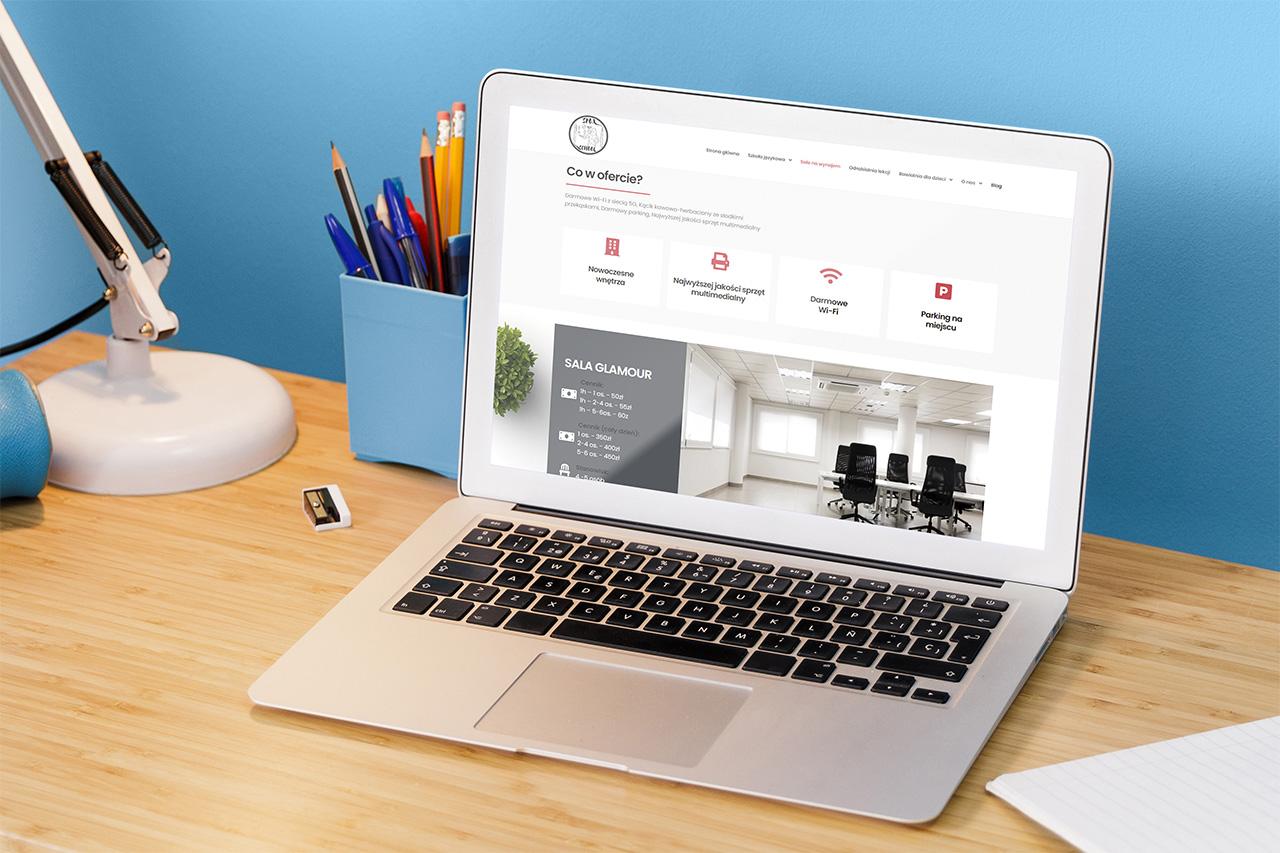 Strona www szkoly jÄ™zykowej spoxschool